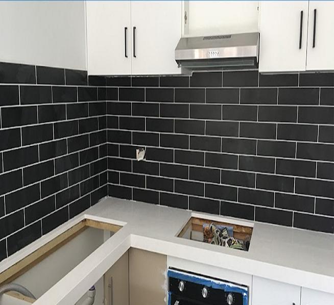 Kitchen Tiles Installation
