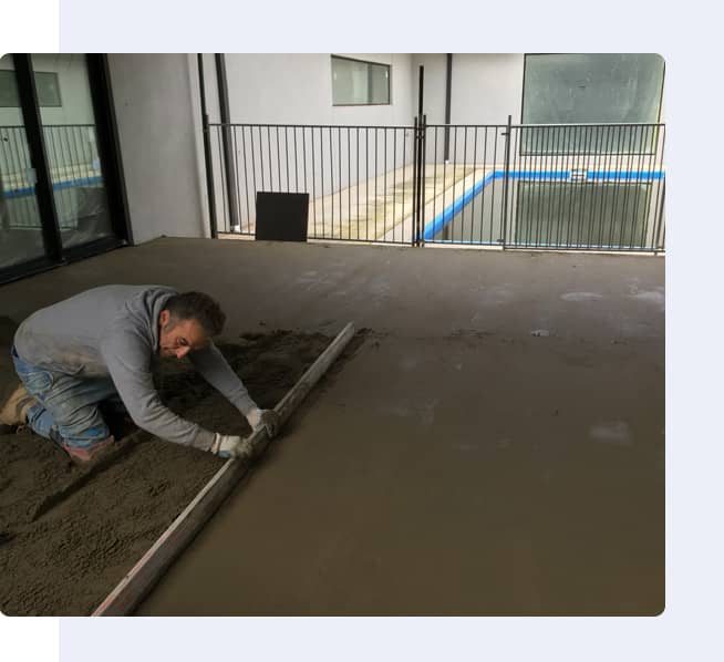 Screeding Project Image By Vittorio's Tiling